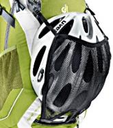 Deuter Rucksack Bike One 20 Helmhalterung