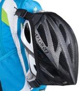 Deuter Compact Lite 8 Helmhalterung