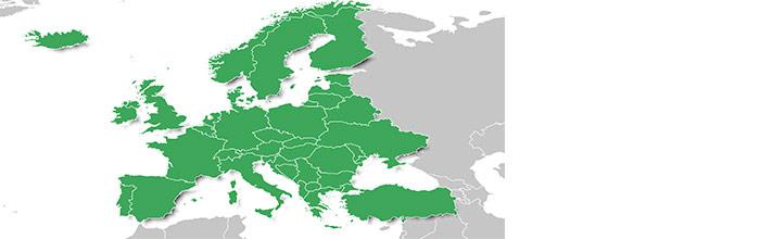 Garmin TopoActive Europa