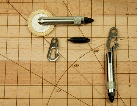 True Utility MiniDriver Schraubenzieher #1