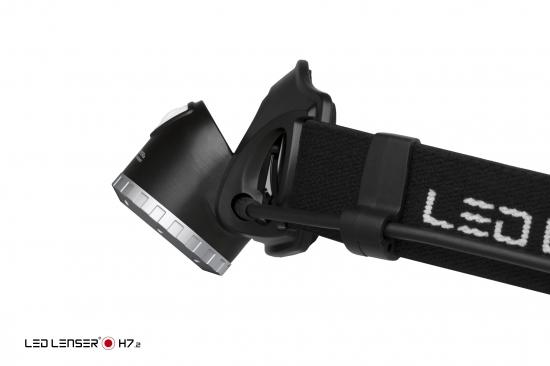 Led Lenser Stirnlampe H7.2 Kopf schwenkbar