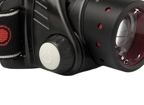 Led Lenser Stirnlampe H14R.2 Kopf schwenkbar