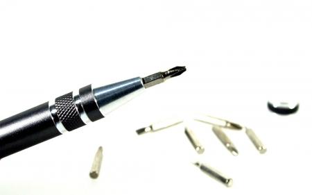 8in1 Schraubenzieher Kugelschreiber