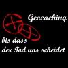 Geocaching T-Shirt | Bis dass der Tod uns scheidet Motiv