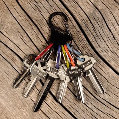 Key Rack mit Schlüsseln
