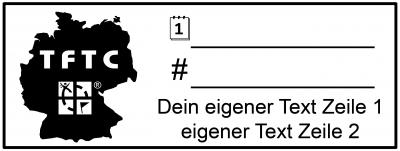 Geocaching Stempel TFTC Germany 05