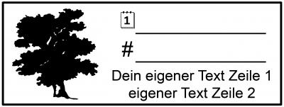 Geocaching Stempel Genusscacher 06