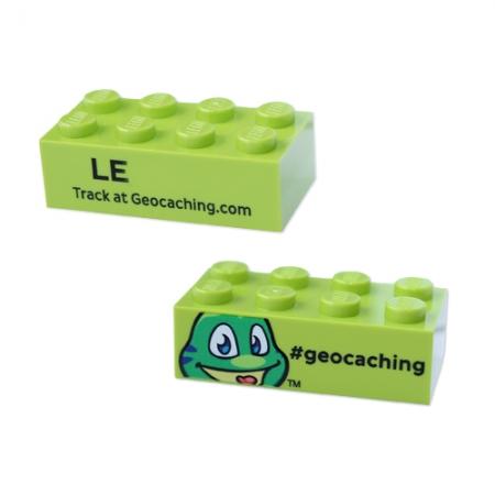 Lego trackbar