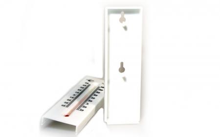 Thermometer Geocaching Versteck