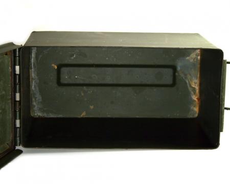 Munitionsbox innen