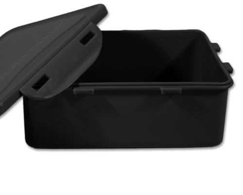 Geocache Dose Urban R1200 Geocaching Behälter schwarz