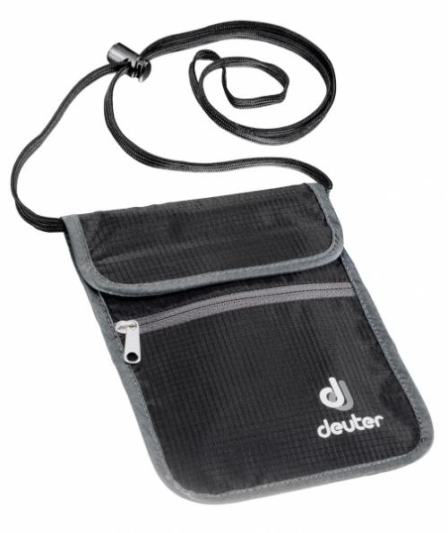Deuter Security Wallet II - black granite