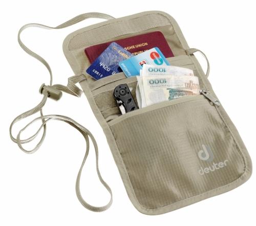 Deuter Security Wallet II - sand