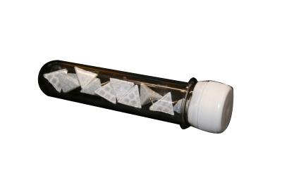 Feuernadeln Tetraeder Eis im PETling