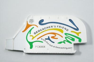 Geocachers Friend Geocoin