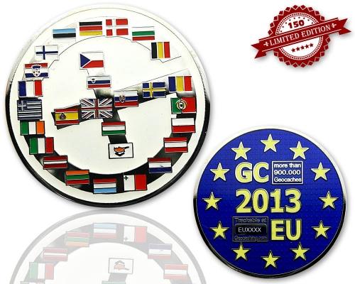 Europa Geocoin