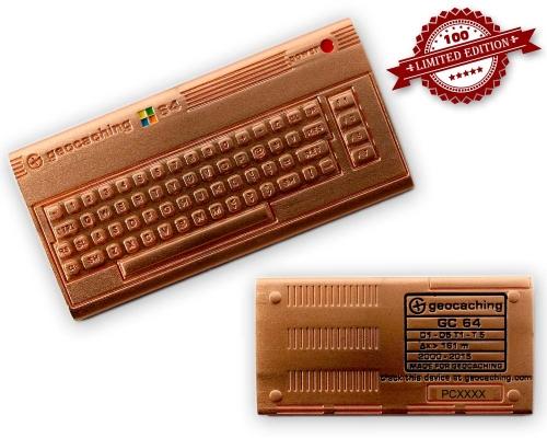 C64 Geocoin Retro Edition LE 100