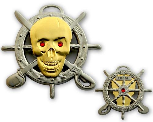 Piraten Geocoin