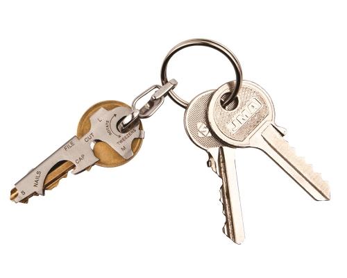 True Utility KeyTool - Schlüsselanhänger