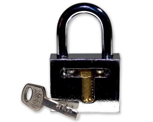 Geocaching Shop Lockpicking