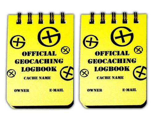 Geocaching Logbuch