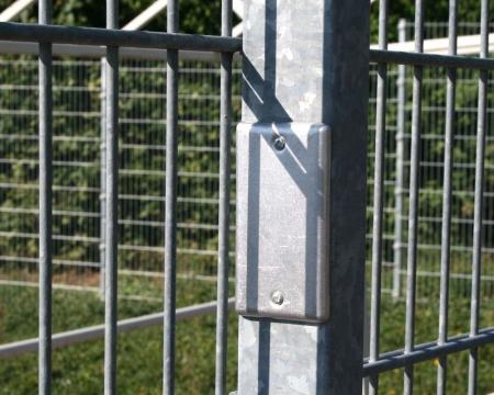 Metallplattenversteck Beispiel 1