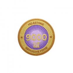 Milestone Patch / Aufnäher